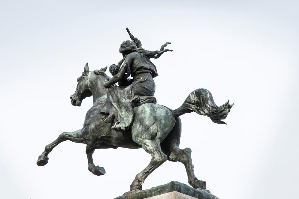 Anita Garibaldin ratsastajapatsas