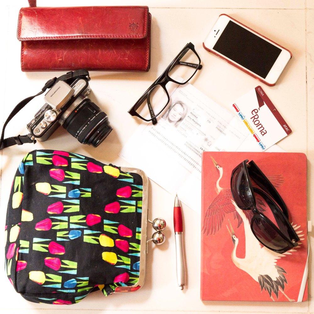 Käsilaukkuni