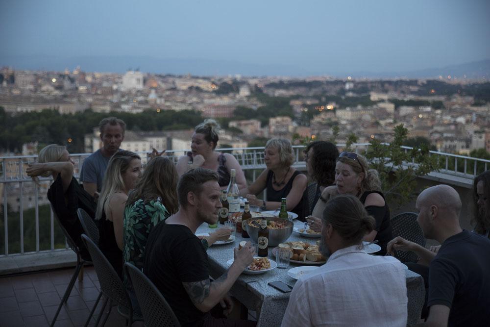Villa Lante illallinen_17